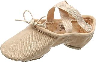 Bloch Damen Zenith Stretch Canvas Tanzschuhe - Ballett