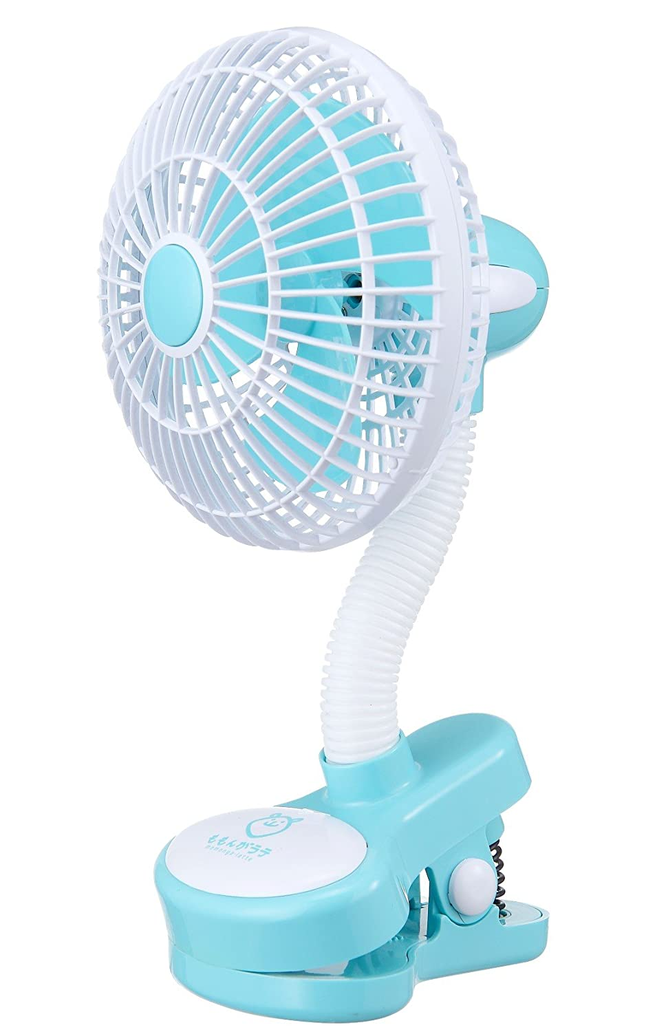Amazon.com: Momonga Safety Clip on fan (Blue): Home & Kitchen