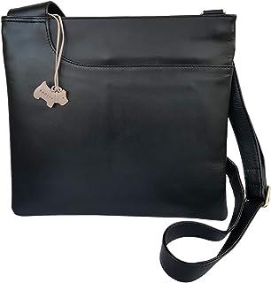 RADLEY  Pocket Bag  Black Leather Large Across Body Bag - RRP £129.00 ed5af2784d5e5