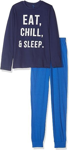 Lenny Sky Jungen Zweiteiliger Schlafanzug