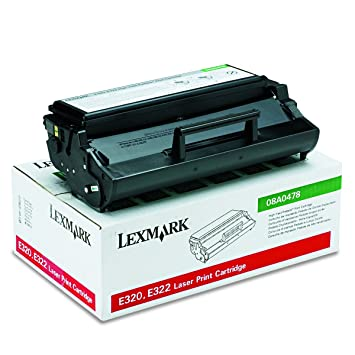LEXMARK E322 PRINTER DRIVERS DOWNLOAD FREE