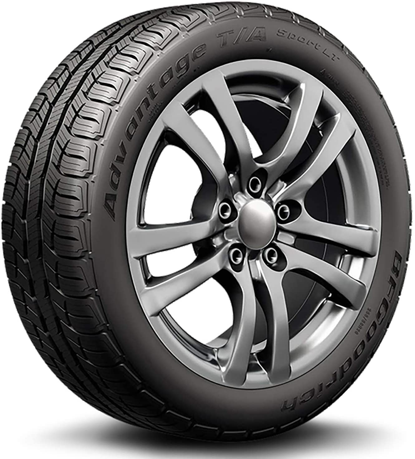 BFGoodrich Advantage T/A Sport All-Season Radial Tire-195/55R15 85V