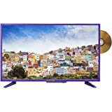 "Sceptre E328UD-SR 32"" 720p LED TV (2018), Purple"