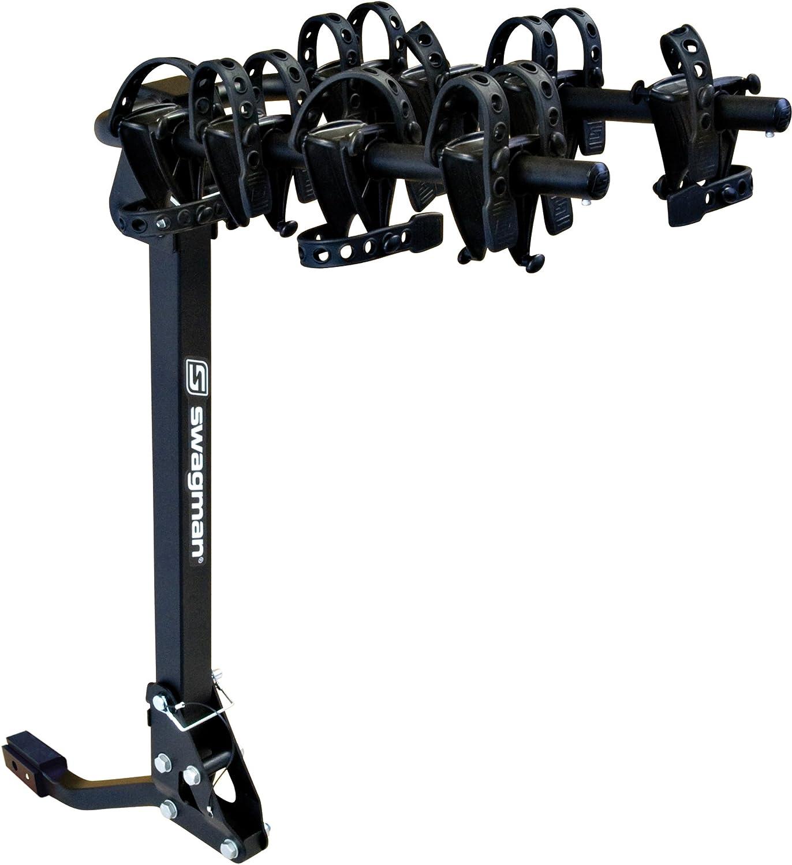 Swagman Trailhead 4 Bike Fold Down Rack 2 1 1 4 Receiver