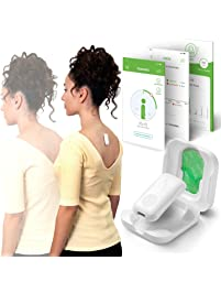 Upright GO 2 NEW Posture Trainer and Corrector for Back | Strapless, Discrete and Easy to Use | Complete with App and...