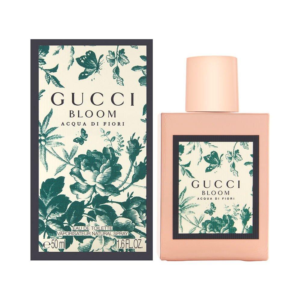 e41d69a8 Amazon.com : GUCCI Bloom Acqua di Fiori Eau de Toilette Spray, 1.6-oz. :  Beauty