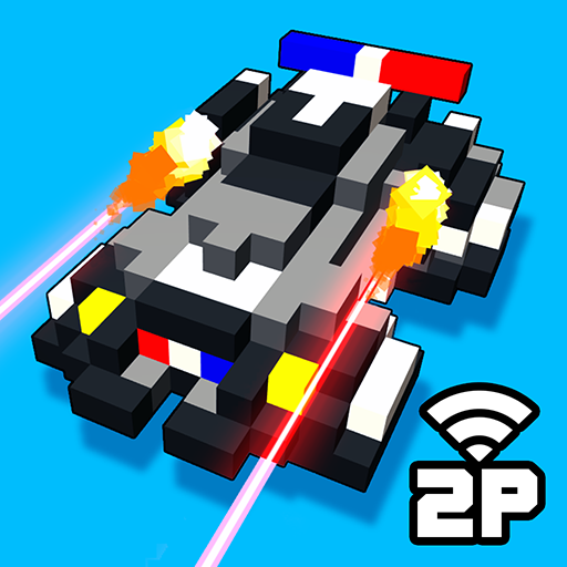 Hovercraft: Takedown - Custom Combat Cars (Best Car Shooting Games)