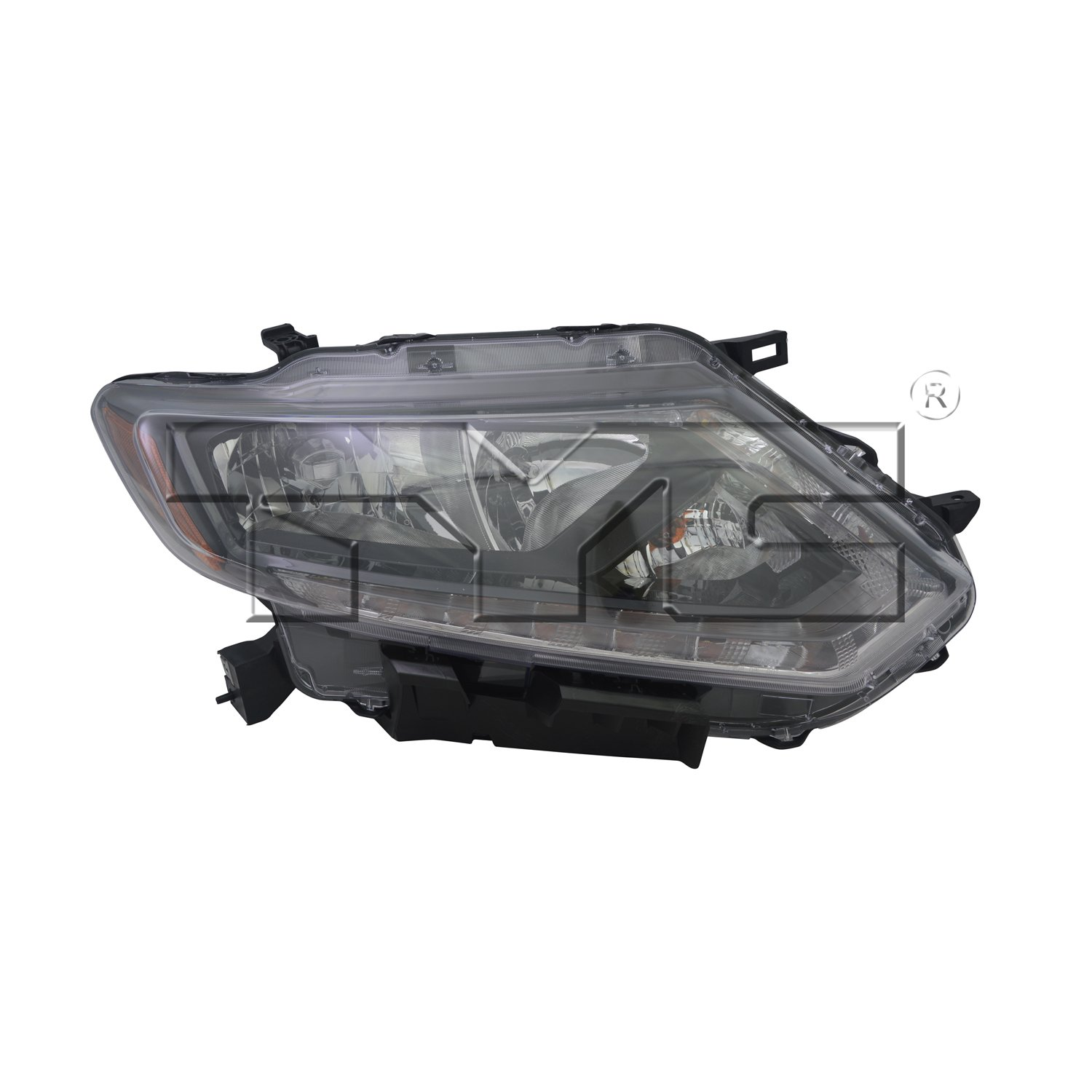 TYC 20-9542-00-1 For NISSAN Rogue Left Replacement Head Lamp