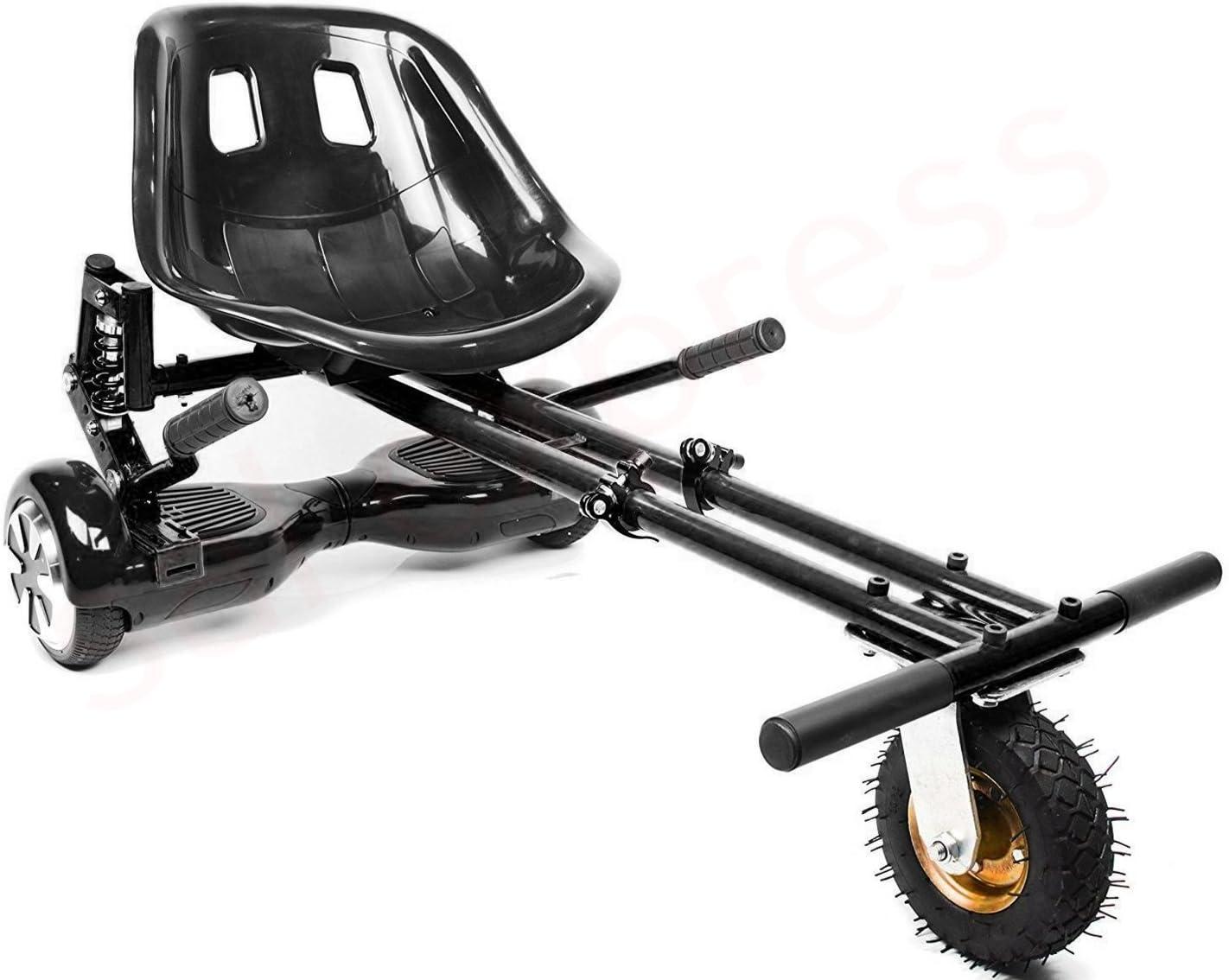 enyaa 2018 Modelo Ajustable Hoverkart con suspensi/ón para 6,5 8 10 Pulgadas Hoverboard Accesorios Smart Electric Scooter Go Karting Kart para Adultos ni/ños /último Modelo m/ás Seguro con suspensi/ón