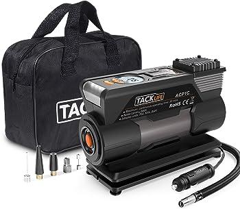 Tacklife ACP1C 12V DC Portable Air Compressor Pump