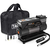 $35 » TACKLIFE Tire Inflator ACP1C, DC 12V Portable Air Compressor Pump, Digital Tire Pump with…