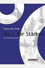 Haus der Stärken: Welche Bereiche verhandlungsentscheidend sind (Masterbooks 5) (German Edition) Kindle Edition