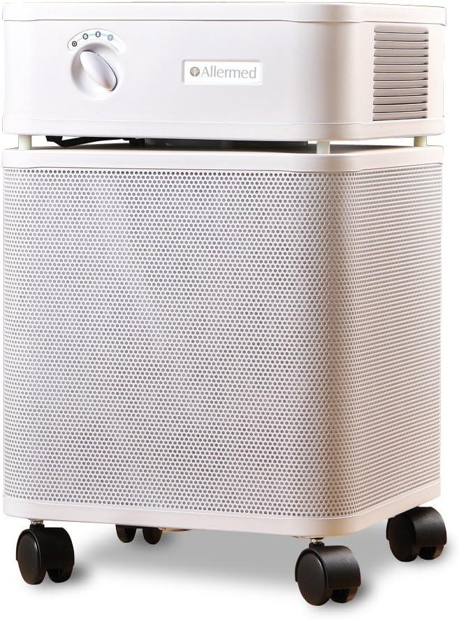 Allermed CA50+ - Purificador de aire con carbón activo, color ...