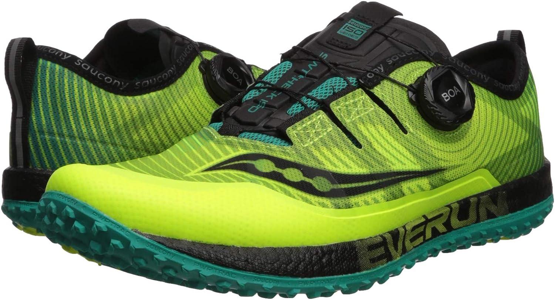 Saucony Switchback ISO, Zapatillas de Trail Running para Hombre: Amazon.es: Zapatos y complementos