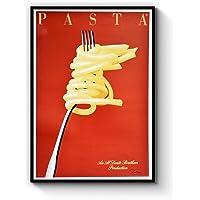 Italian Pasta Art