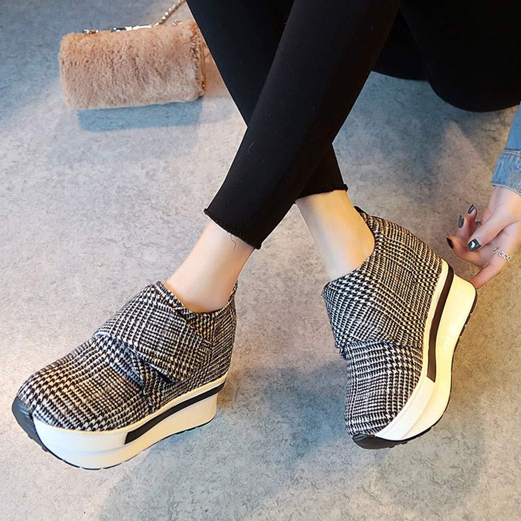 Plateau Alto Dragon868 Zeppa Donna Sneaker Scarpe Tacco IxqpwRg