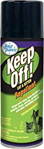 Four Paws Cat Kitten Repellent