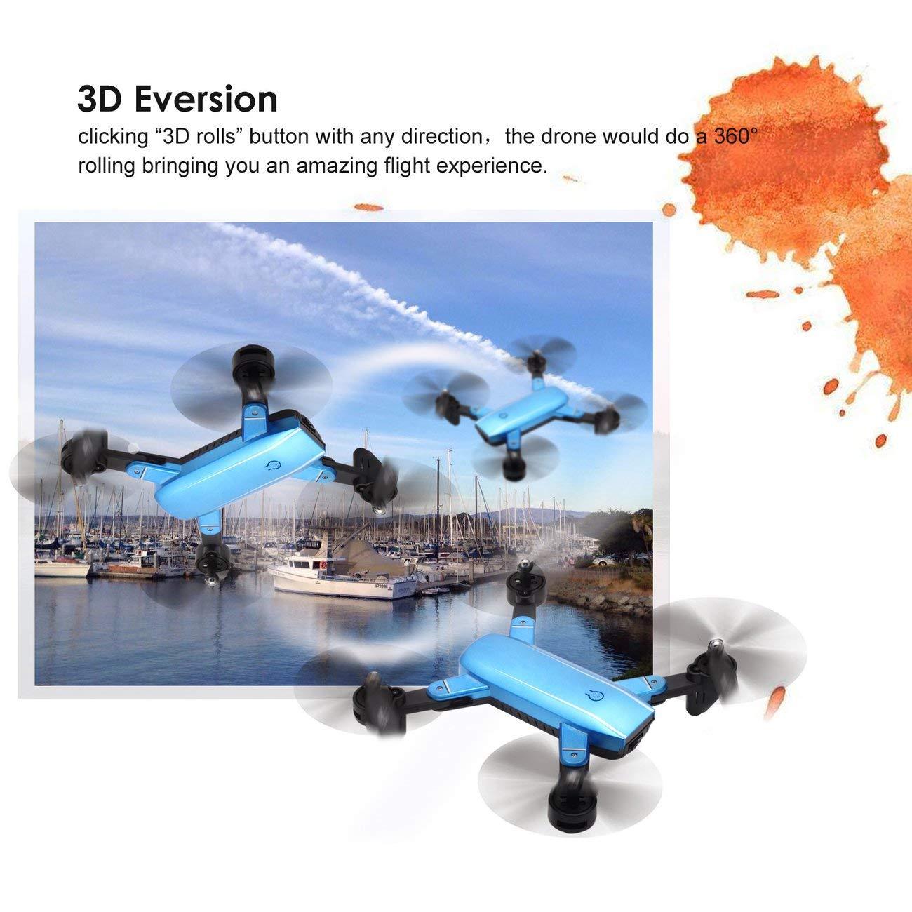 Pieghevole 2 4g Jiobapiongxin 720p Rc Con Quadricottero Drone Sg700 gby76f