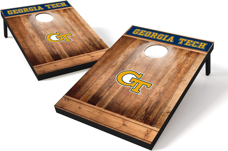 Wild Sports NCAA Cornhole Outdoor Game Set Recreational Series 2 x 3 Foot