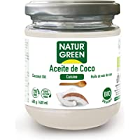 NaturGreen Aceite de Coco Cusine Bio 430ml/400g