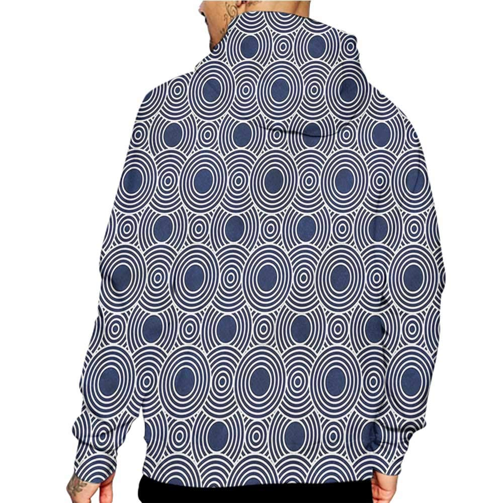 Hoodies Sweatshirt/Autumn Winter Nautical,Hello Summer Quote Anchor,Sweatshirt Blanket Throw