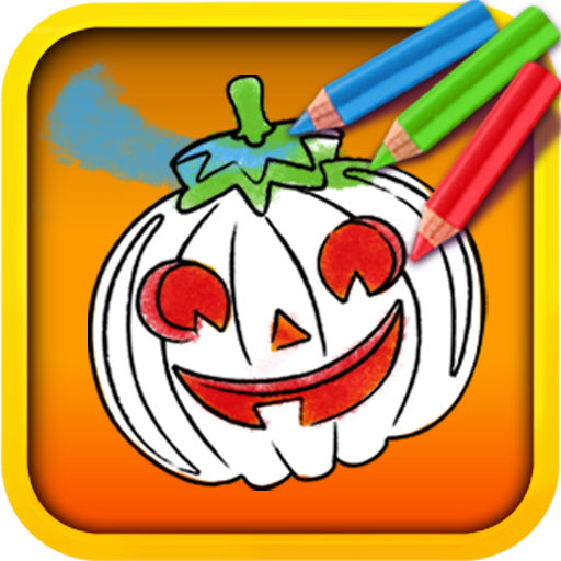 Halloween Coloring (Halloween Coloring For Kids)
