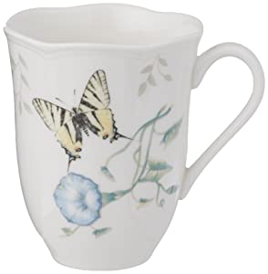 Lenox Butterfly Meadow Tiger Swallow Tail Mug