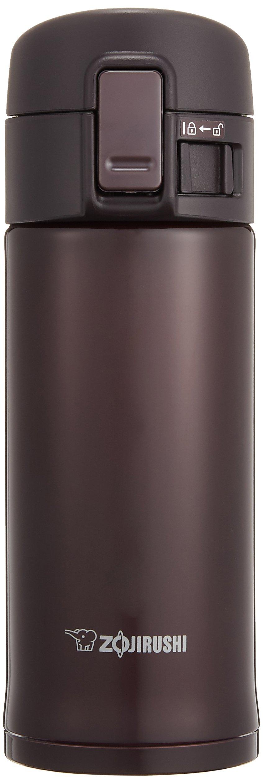 Zojirushi SM-KC36 Stainless Mug, Bordeaux