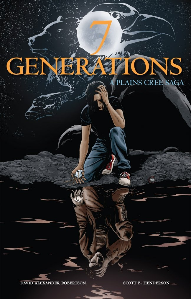 """7 Generations: A Plains Cree Saga"""