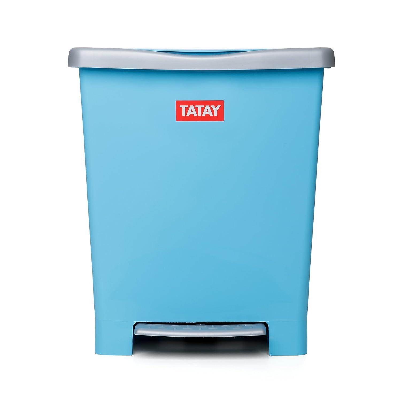 Tatay 1101419 Millenium - Waste bin with pedal: Amazon.co.uk ...