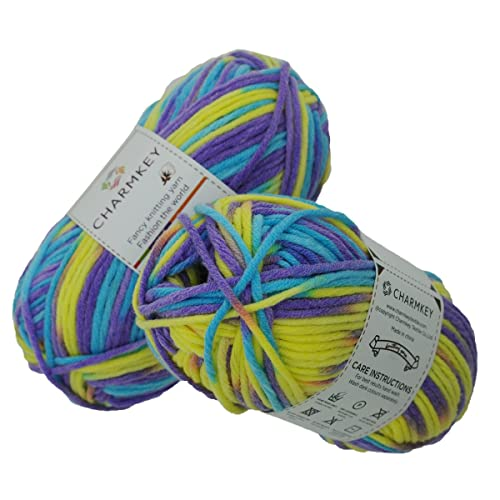 Charmkey Baby Cotton Yarn Simply Soft Boutique