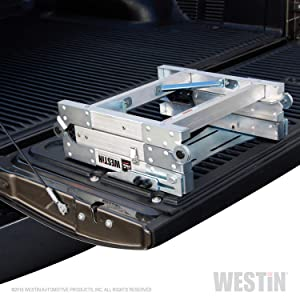 Westin 10-3000 Truck-Pal Tailgate Ladder