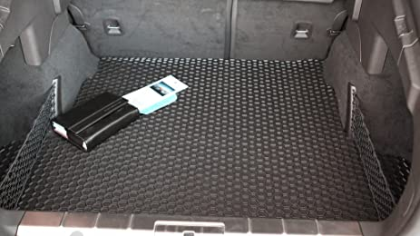 Toughpro Ford Edge Cargo Mat All Weather Heavy Duty Gray Rubber