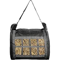 Artilife Hay Storage Bag Tote Bag with Adjustable Strap Slow Feed Feeder Bag for Horses Goat - Large Capacity