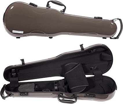 Gewa Estuche formado para Violín, Air 1.7 - 4/4 Brown high-gloss: Amazon.es: Instrumentos musicales