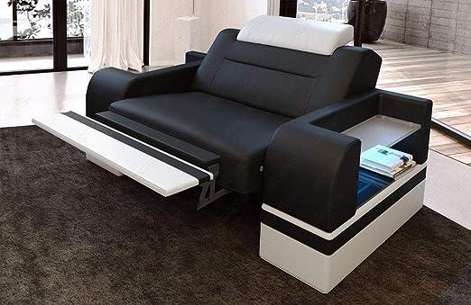 Sofa Dreams Diseñador Sillón de Cuero Monza También en Piel ...