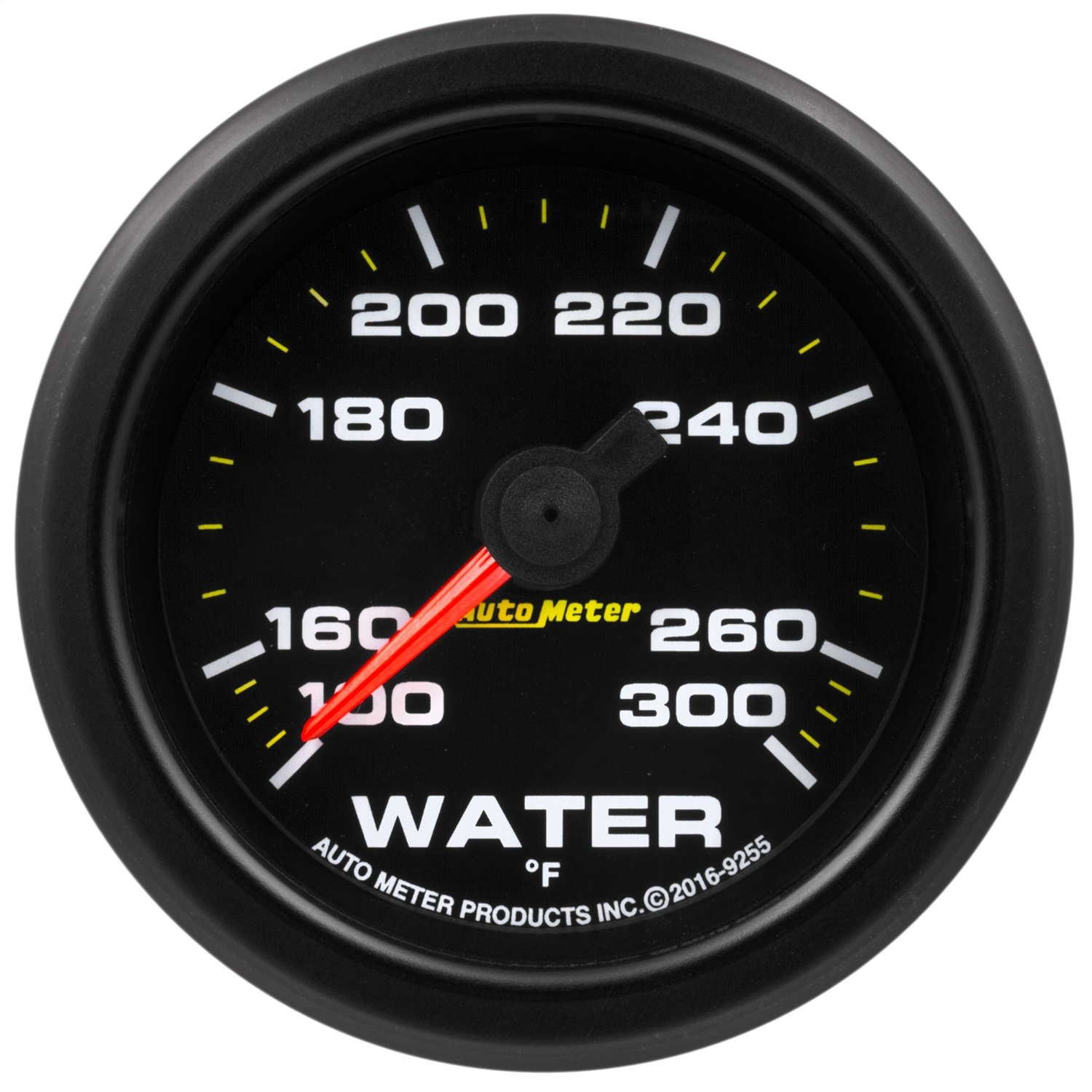Auto Meter 9255 Extreme Gauge Water Temp AutoMeter