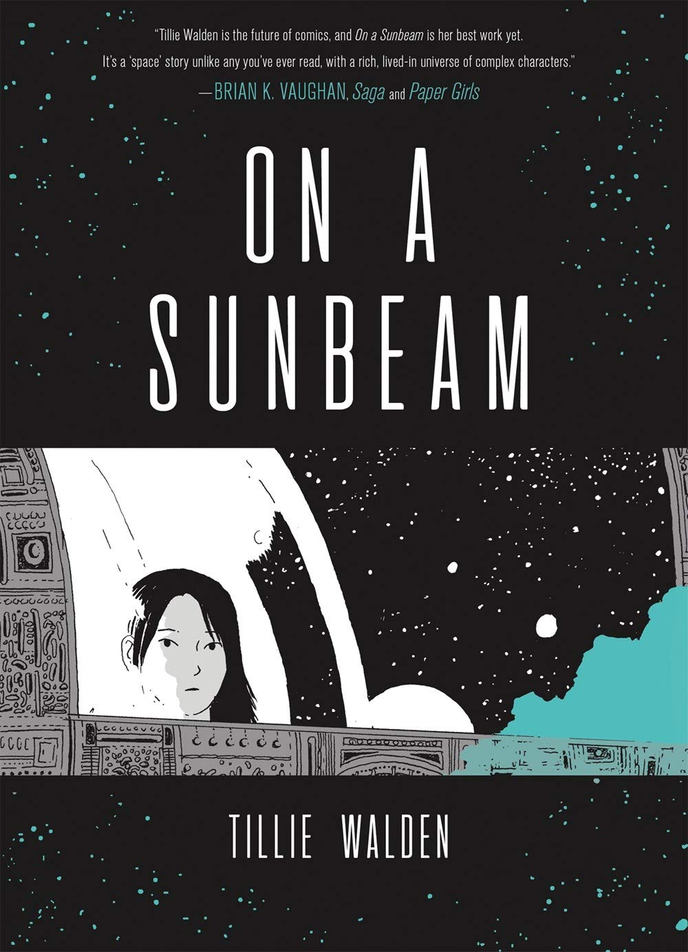 Amazon.com: On a Sunbeam (9781250178138): Walden, Tillie: Books