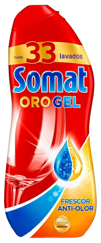 Somat Oro Gel Vinagre - 33 Dosis: Amazon.es: Alimentación y bebidas