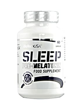 Biotech USA Sleep Vitaminas y Minerales - 43 gr