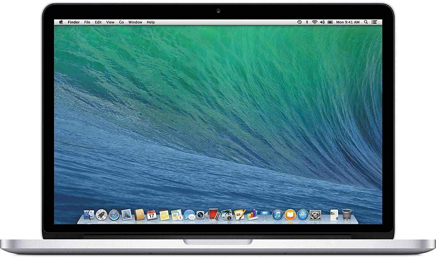 Apple Macbook Pro FE865LL\A 13-Inch Laptop Retina Display(2.4GHz dual-core Intel i5 ,8GB RAM, 256GB SSD) (Renewed)