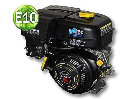 LIFAN 177 Motor de gasolina 6,6kW (9PS) con embrague en baño de