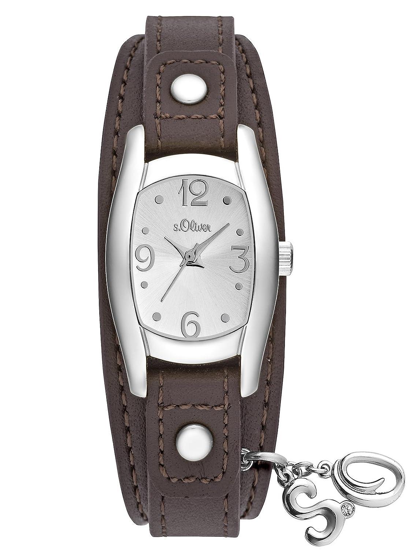 s.Oliver Damen-Armbanduhr Quarz Analog SO-2171-LQ