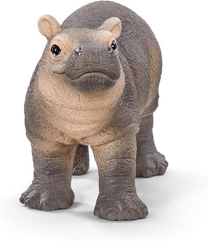 Bébé hippopotame Schleich Vie sauvage Figure-Model 14831