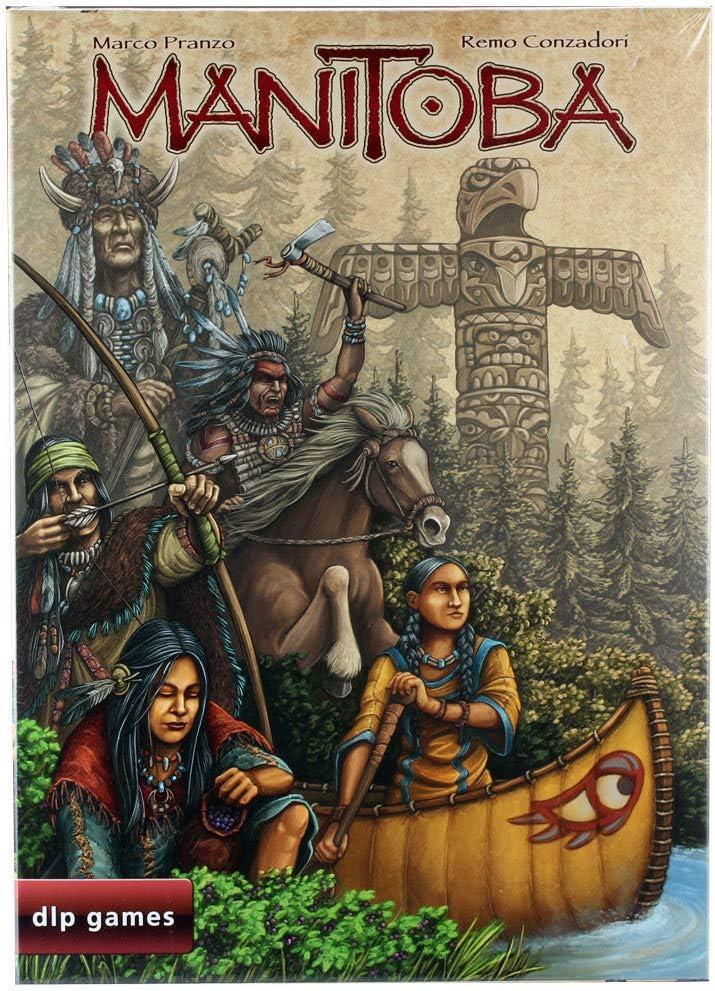 dlp games 1022 Manitoba - Juego de Mesa: Amazon.es: Juguetes y juegos