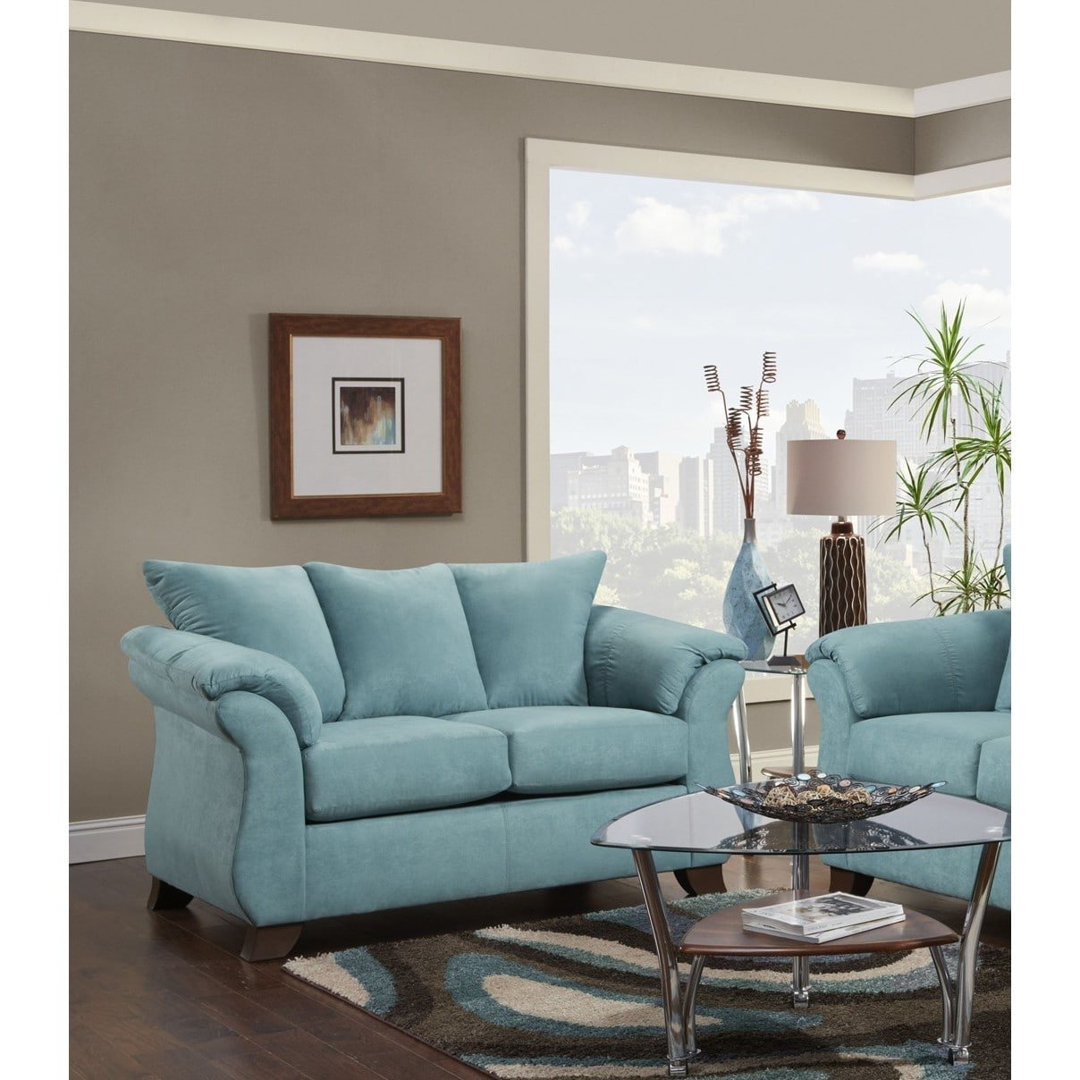 SOFA TRENDZ Christian Loveseat- Capri by SOFA TRENDZ