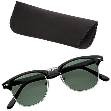 jetzt kaufen auf Füßen Bilder von Trennschuhe Cadenis Lesebrille Lesehilfe schwarz rund Vollrandrahmen getönte Gläser mit  Etui +1,00 Dioptrien (121-255-100)