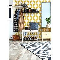 Soma Azulejo Patrón Plantilla,Geométrico,Marroquí,Pintura Suelos, Paredes&Muebles, Grande Azulejo