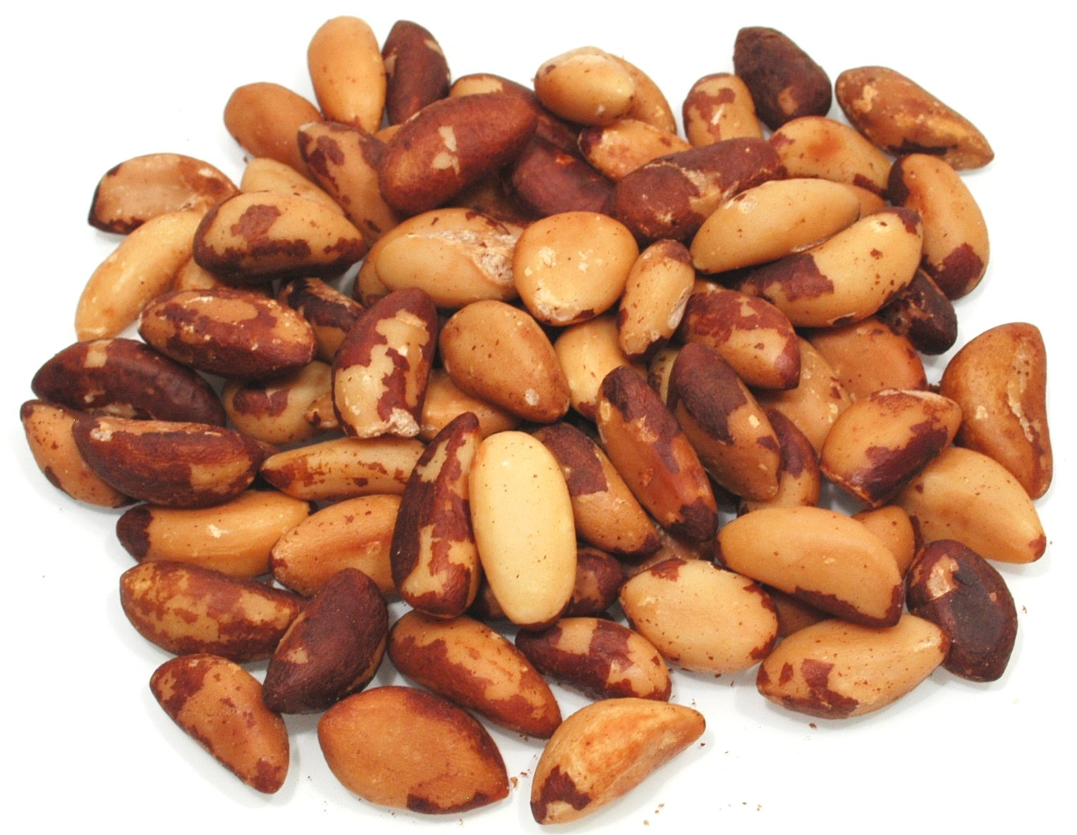 Weaver Nut Whole Brazil Nuts Roasted Unsalted (1 LB.)