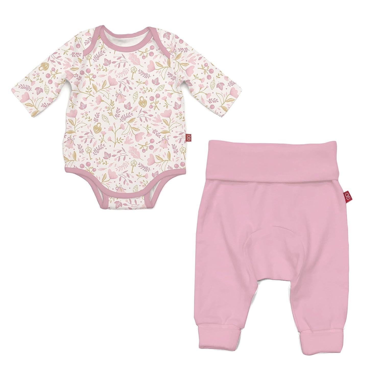 日本最大級 Magnificent Magnificent Baby PANTS ベビーガールズ US サイズ: サイズ: ピンク Newborn カラー: ピンク B07FMHGBYD, 古本買取本舗:b3946b0b --- albertlynchs.com